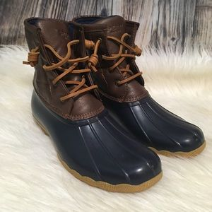 Sperry Top Sider SaltWater Girls Boots